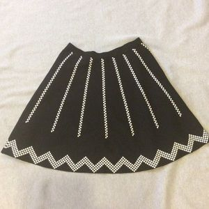 Spense knit skirt